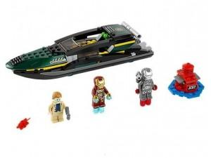 obrázek Lego 76006 Super Heroes Iron Man 3: námořní bitva