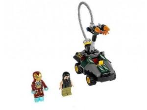 obrázek Lego 76008 Super Heroes Iron Man vs. Mandarin