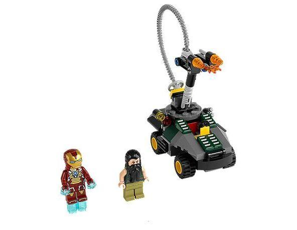 Lego 76008 Super Heroes Iron Man vs. Mandarin