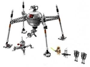 obrázek Lego 75016 Star Wars Naváděcí pavoučí droid