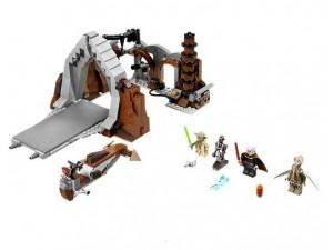 obrázek Lego 75017 Star Wars Duel na planetě Geonosis