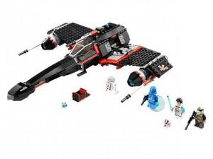 obrázek Lego 75018 Star Wars Jek-14 a tajná stíhačka