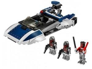 obrázek Lego 75022 Star Wars Mandalorianský závodník