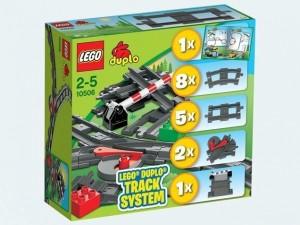 obrázek Lego 10506 Duplo Železniční sada