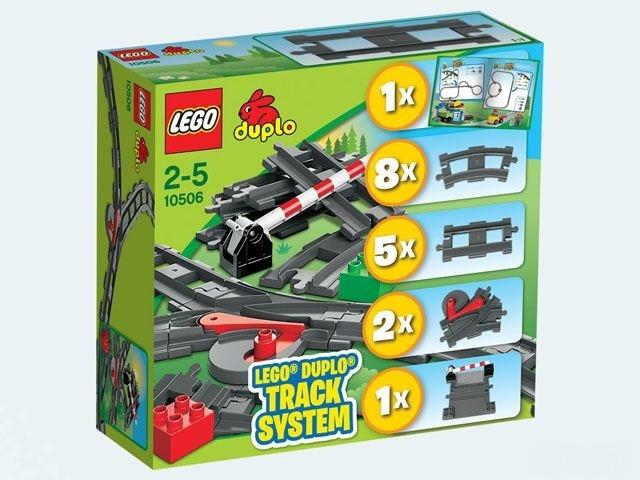 Lego 10506 Duplo Železniční sada