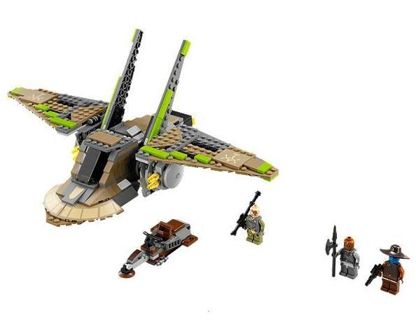 Lego 75024 Star Wars Starhopper