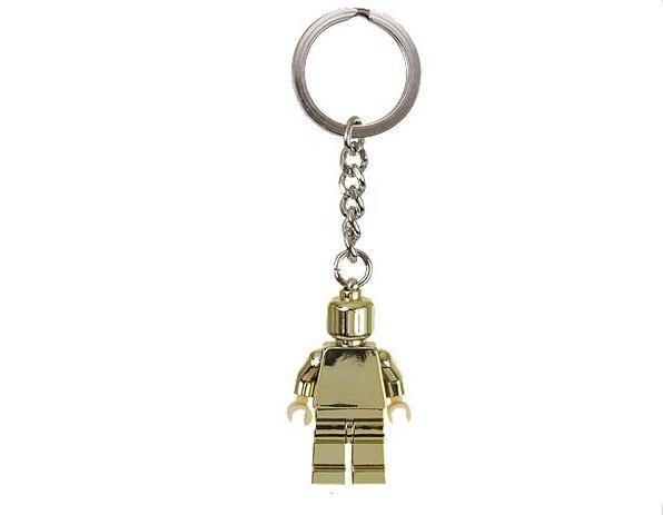Lego 850807 Zlatá minifigurka