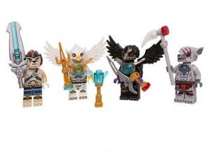 obrázek Lego 850779 Chima Doplňkový set