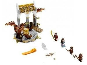 obrázek Lego 79006 Pán prstenů Koncil u Elronda