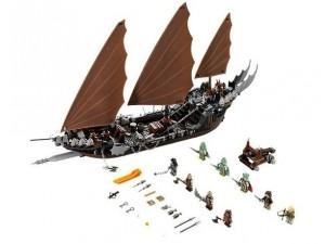 obrázek Lego 79008 Pán prstenů Vylodění ze zálohy