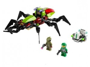 obrázek Lego 70706 Galaxy Squad Crater Creeper