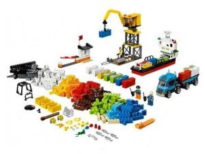 obrázek Lego 10663 Creator Přístaviště box