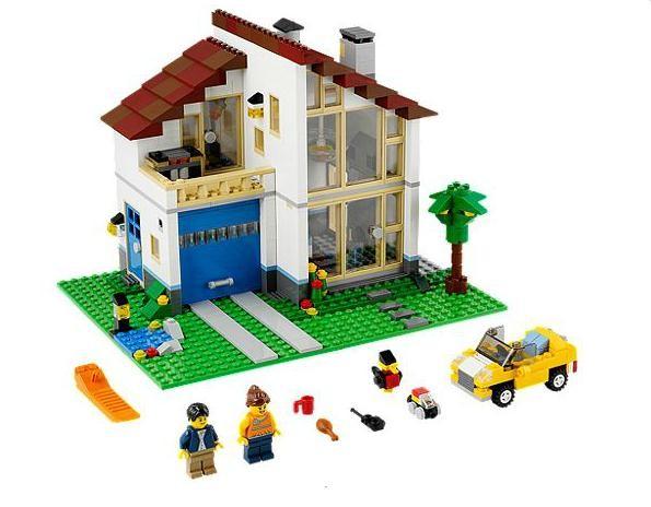 Lego 31012 Creator Rodinný dům