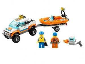 obrázek Lego 60012 City Pobřežní stráž