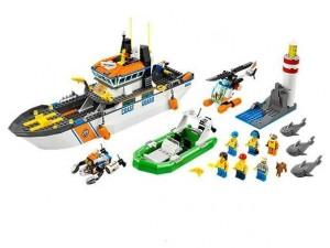 obrázek Lego 60014 City Pobřežní patrola