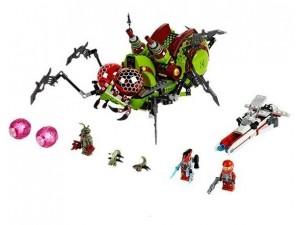obrázek Lego 70708 Galaxy Squad Muší vetřelec