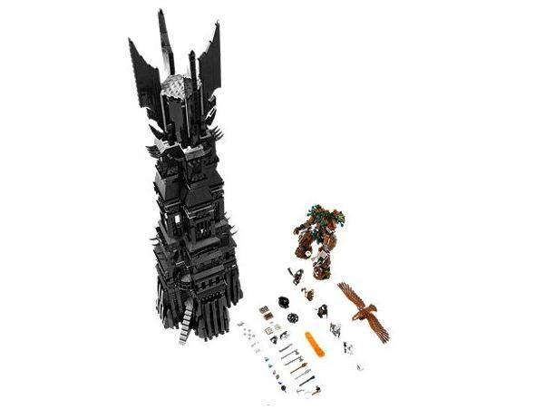 Lego 10237 Pán prstenů Věž Orthanc