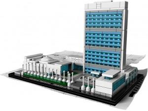 obrázek Lego 21018 Architecture Sídlo OSN