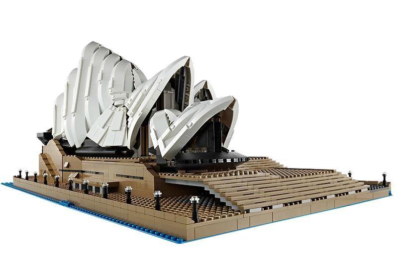 Lego 10234 Opera v Sydney