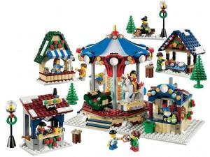 obrázek Lego 10235 Zimní vesnický vánoční trh