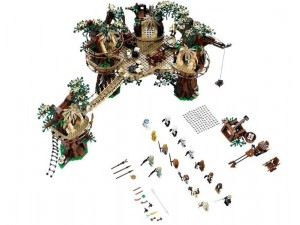 obrázek Lego 10236 Vesnice Ewoků