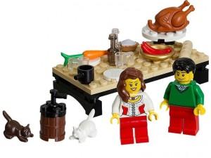 obrázek Lego 40056 Den Díkůvzdání