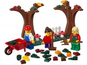 obrázek Lego 40057 Podzimní scéna