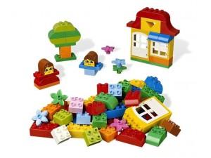 obrázek Lego 4627 Duplo Zábava s kostkami