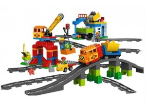 obrázek Lego 10508 Duplo Vláček Deluxe