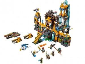 obrázek Lego 70010 Chima Lví chrám Chi