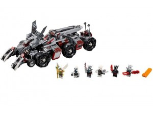 obrázek Lego 70009 Chima Worrizova bojová pevnost