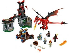 obrázek Lego 70403 Dračí hora