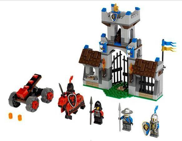 Lego 70402 Přepadení strážnice