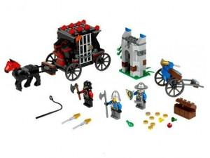 obrázek Lego 70401 Uloupený zlatý poklad