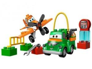 obrázek Lego 10509 Duplo Planes Dusty and Chug
