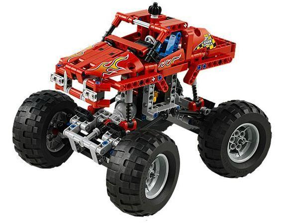 Lego 42005 Technic Monster Truck