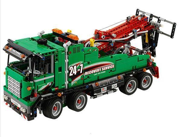 Lego 42008 Technic Servisní truck