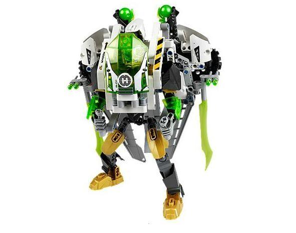 Lego 44014 Hero Factory JET ROCKA