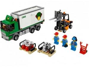 obrázek Lego 60020 City Cargo Truck