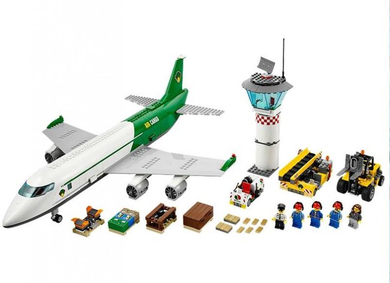 Lego 60022 City Nákladní terminál