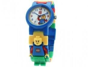 obrázek Lego 5002207 hodinky s minifigurkou