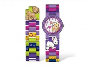 obrázek Lego 5001369 hodinky - Friends Stephanie