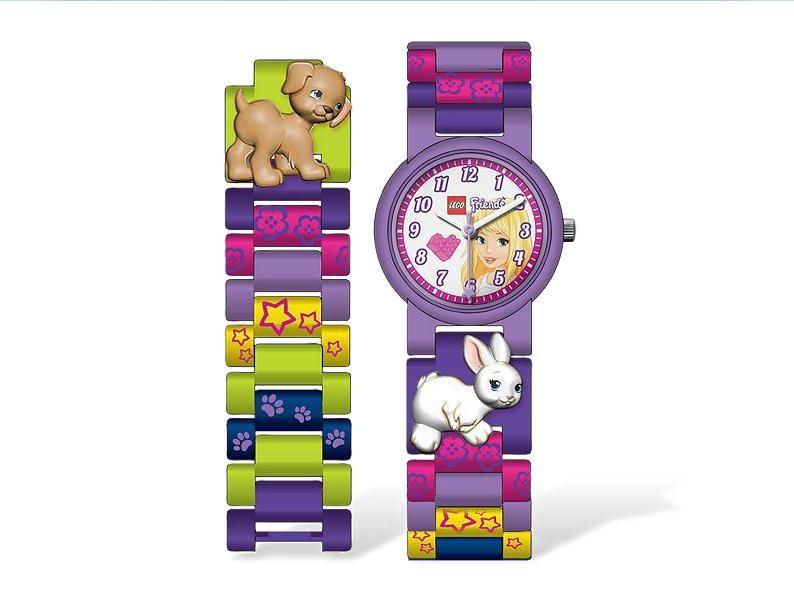 Lego 5001369 hodinky - Friends Stephanie