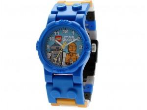 obrázek Lego 5002210 hodinky Star Wars C-3P0 and R2-D2