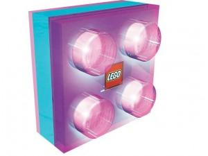 obrázek Lego 5002801 Světlo kostka (fialová)