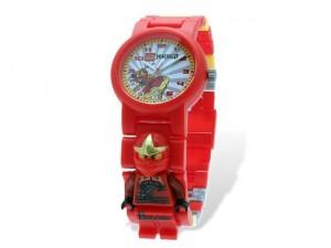 obrázek Lego 5001356 hodinky Ninjago Kai ZX Kids