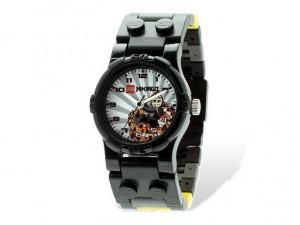 obrázek Lego 5001357 hodinky Ninjago Kendo Cole Kids