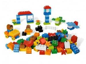 obrázek Lego 4629 Duplo Postav a hraj si