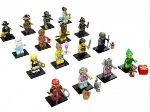 obrázek Lego 71002 Minifigurky 11.série