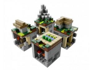obrázek Lego 21105 Minecraft The Village